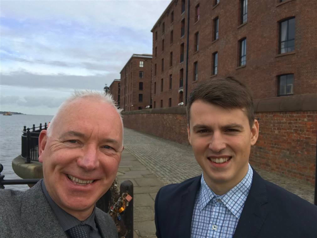 Sales calls with Visulaizer in Liverpool